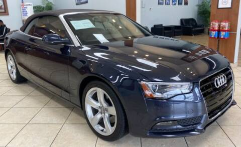2013 Audi A5 for sale at Adams Auto Group Inc. in Charlotte NC