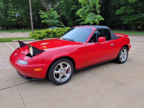 1994 Mazda MX-5 Miata for sale at Lease Car Sales 3 in Warrensville Heights OH