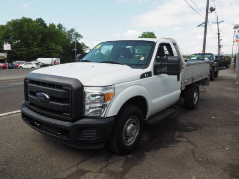 2014 Ford F-250 Super Duty for sale at Scheuer Motor Sales INC in Elmwood Park NJ
