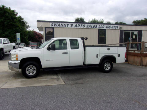 2009 Chevrolet Silverado 3500HD for sale at Swanny's Auto Sales in Newton NC