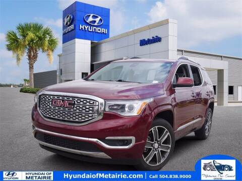 2018 GMC Acadia for sale at Metairie Preowned Superstore in Metairie LA