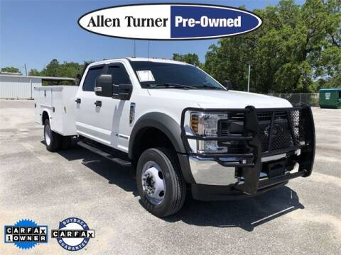 2018 Ford F-550 Super Duty for sale at Allen Turner Hyundai in Pensacola FL
