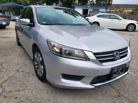 2013 Honda Accord for sale at Tony's Auto Plex in San Antonio TX