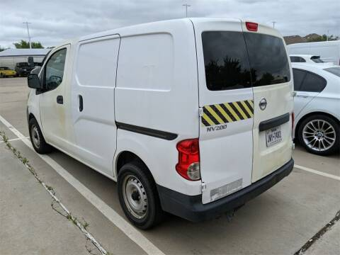 2015 Nissan NV200 for sale at Excellence Auto Direct in Euless TX