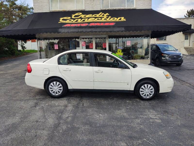 2008 Chevrolet Malibu Classic for sale at Credit Connection Auto Sales Inc. YORK in York PA