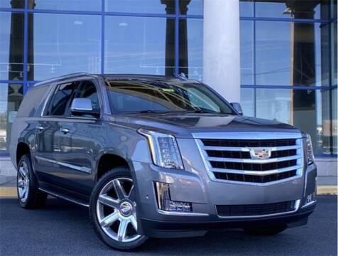 2020 Cadillac Escalade ESV for sale at Capital Cadillac of Atlanta New Cars in Smyrna GA