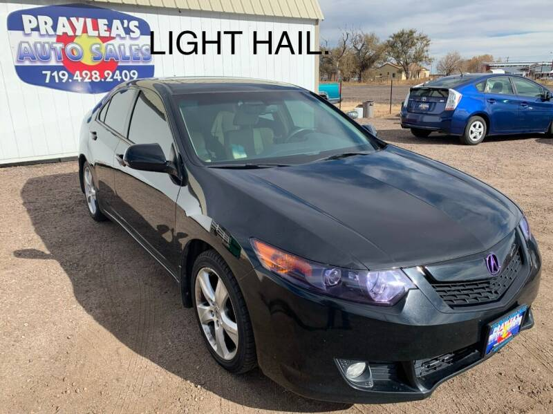 2009 Acura TSX for sale at Praylea's Auto Sales in Peyton CO
