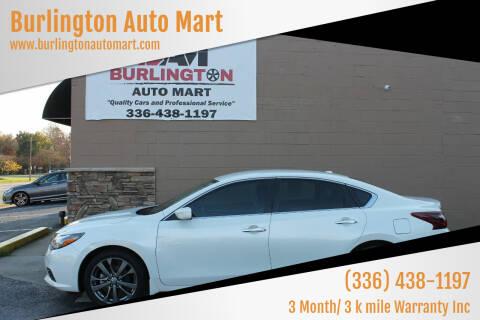 2018 Nissan Altima for sale at Burlington Auto Mart in Burlington NC
