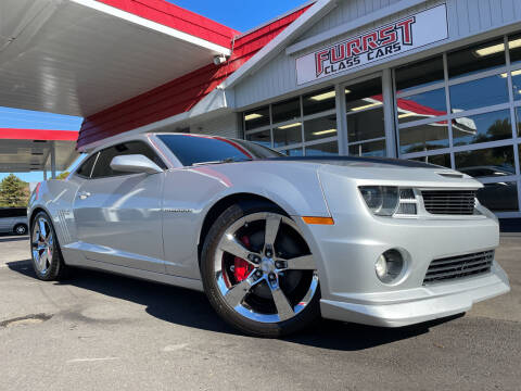 2010 Chevrolet Camaro for sale at Furrst Class Cars LLC  - Independence Blvd. in Charlotte NC