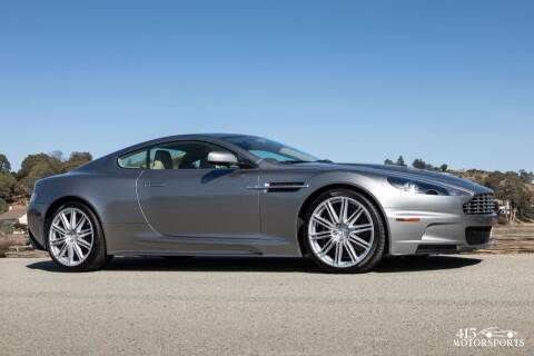 2009 Aston Martin DBS for sale at 415 Motorsports in San Rafael CA