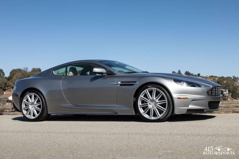 2009 Aston Martin DBS for sale at 415 Motorsports in San Rafael CA