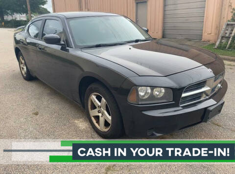 2010 Dodge Charger for sale at Horizon Auto Sales in Raleigh NC