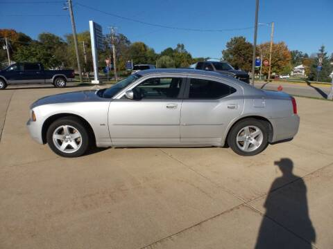 2010 Dodge Charger for sale at WAYNE HALL CHRYSLER JEEP DODGE in Anamosa IA