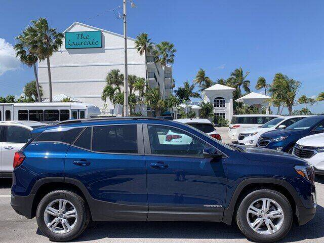 2021 GMC Terrain for sale at Niles Sales and Service in Key West FL
