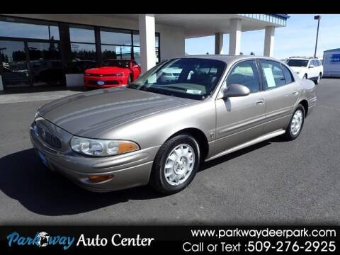 2001 Buick LeSabre for sale at PARKWAY AUTO CENTER AND RV in Deer Park WA