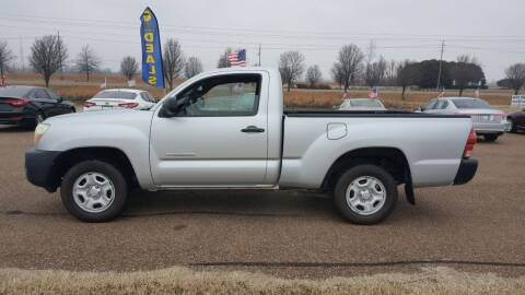 2005 Toyota Tacoma for sale at The Auto Toy Store in Robinsonville MS