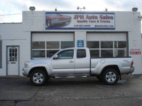2008 Toyota Tacoma for sale at JPH Auto Sales in Eastlake OH
