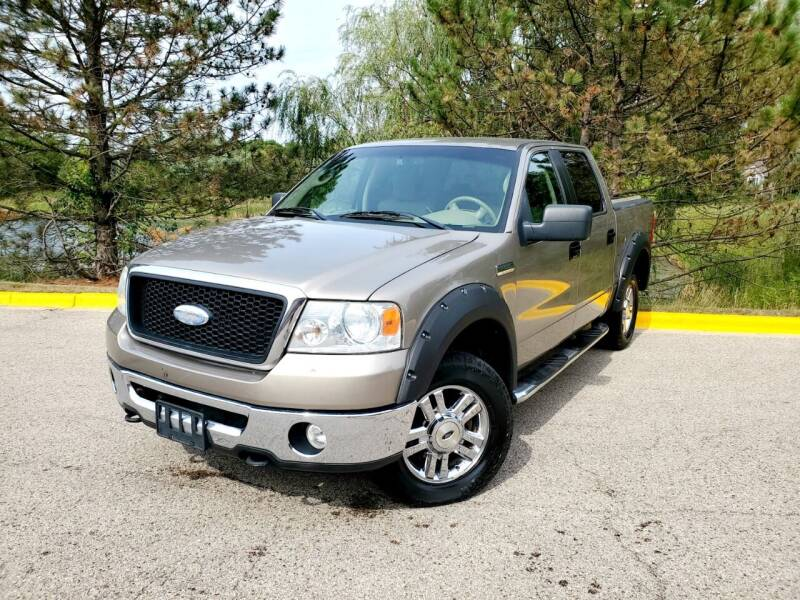 2006 Ford F-150 for sale at Excalibur Auto Sales in Palatine IL