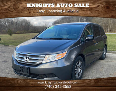 2013 Honda Odyssey for sale at Knights Auto Sale in Newark OH
