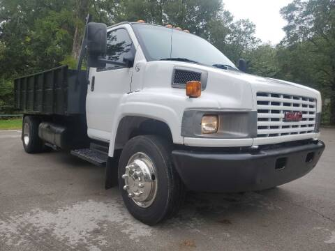 2005 GMC C5500 for sale at Thornhill Motor Company in Hudson Oaks, TX