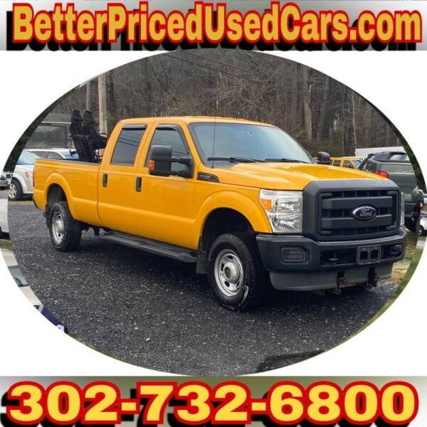 2012 Ford F-350 Super Duty for sale at Better Priced Used Cars in Frankford DE