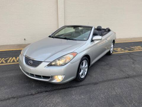 2005 Toyota Camry Solara for sale at Carland Auto Sales INC. in Portsmouth VA
