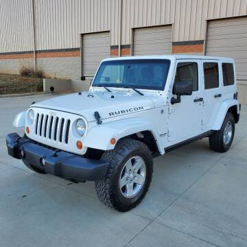 2012 Jeep Wrangler Unlimited for sale at 601 Auto Sales in Mocksville NC