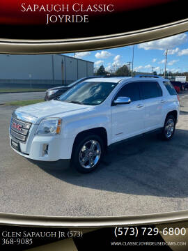 2012 GMC Terrain for sale at Sapaugh Classic Joyride in Salem MO