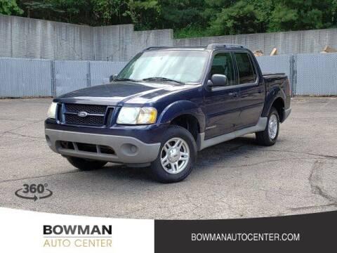 2002 Ford Explorer Sport Trac for sale at Bowman Auto Center in Clarkston MI