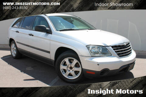 2006 Chrysler Pacifica for sale at Insight Motors in Tempe AZ