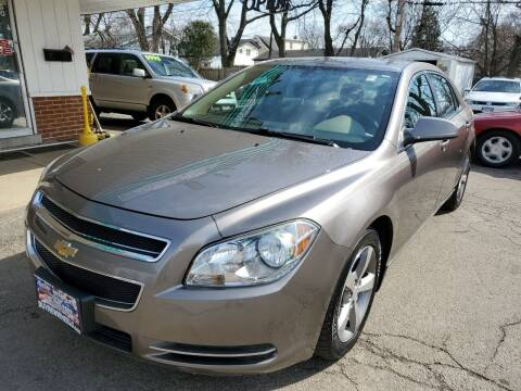2011 Chevrolet Malibu for sale at New Wheels in Glendale Heights IL