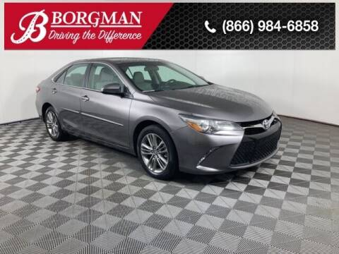 2017 Toyota Camry for sale at BORGMAN OF HOLLAND LLC in Holland MI