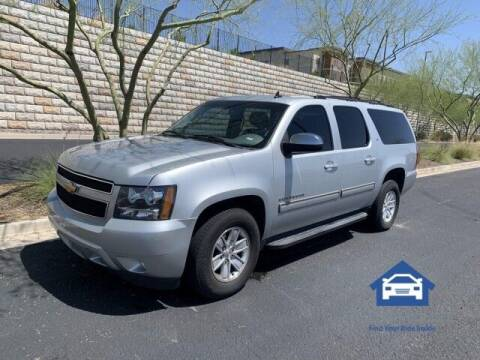 2013 Chevrolet Suburban for sale at Autos by Jeff Tempe in Tempe AZ