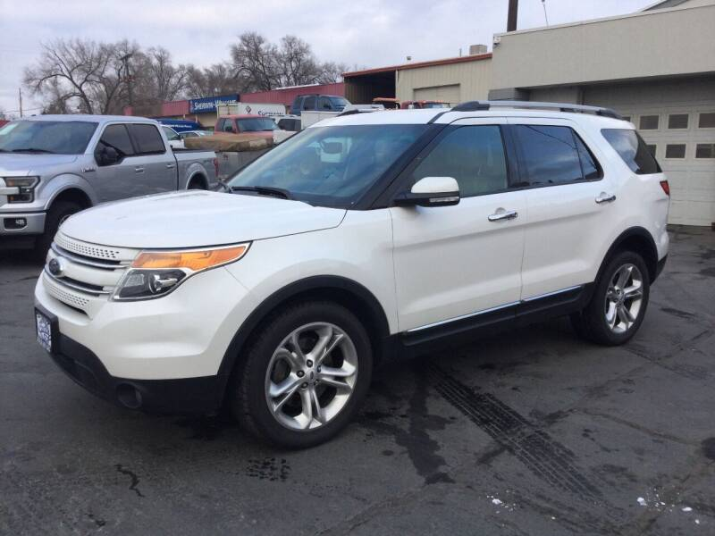 2014 Ford Explorer for sale at Beutler Auto Sales in Clearfield UT
