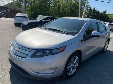 2013 Chevrolet Volt for sale at Sam's Auto in Akron PA