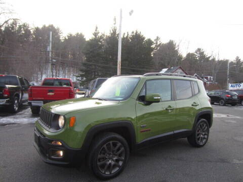 2016 Jeep Renegade for sale at Auto Choice of Middleton in Middleton MA