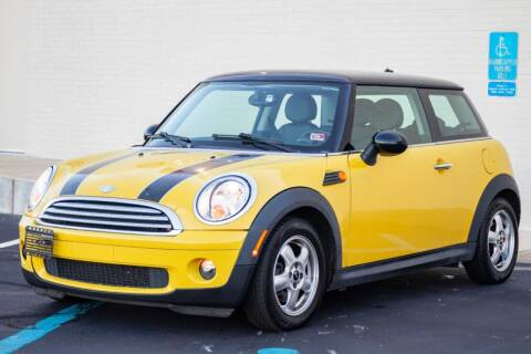 2007 MINI Cooper for sale at Carland Auto Sales INC. in Portsmouth VA
