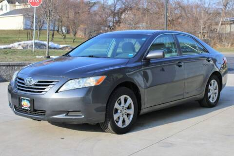 2008 Toyota Camry for sale at Great Lakes Classic Cars & Detail Shop in Hilton NY