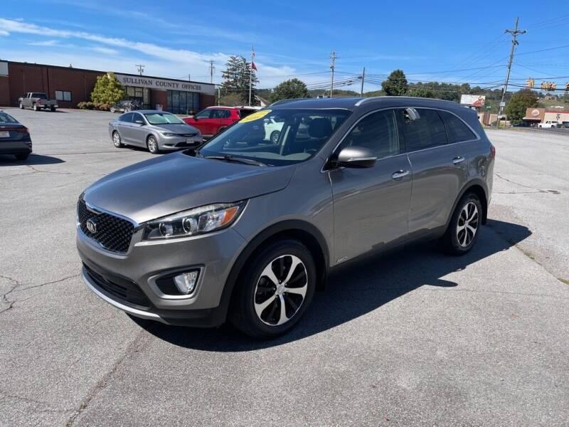 2016 Kia Sorento for sale at Carl's Auto Incorporated in Blountville TN