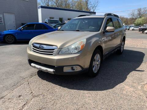 2010 Subaru Outback for sale at Manchester Auto Sales in Manchester CT