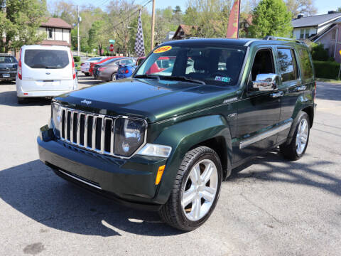 2012 Jeep Liberty for sale at Advantage Auto Sales in Wheeling WV