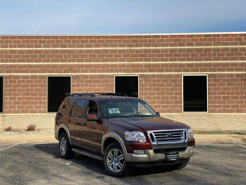 2010 Ford Explorer for sale at A To Z Autosports LLC in Madison WI