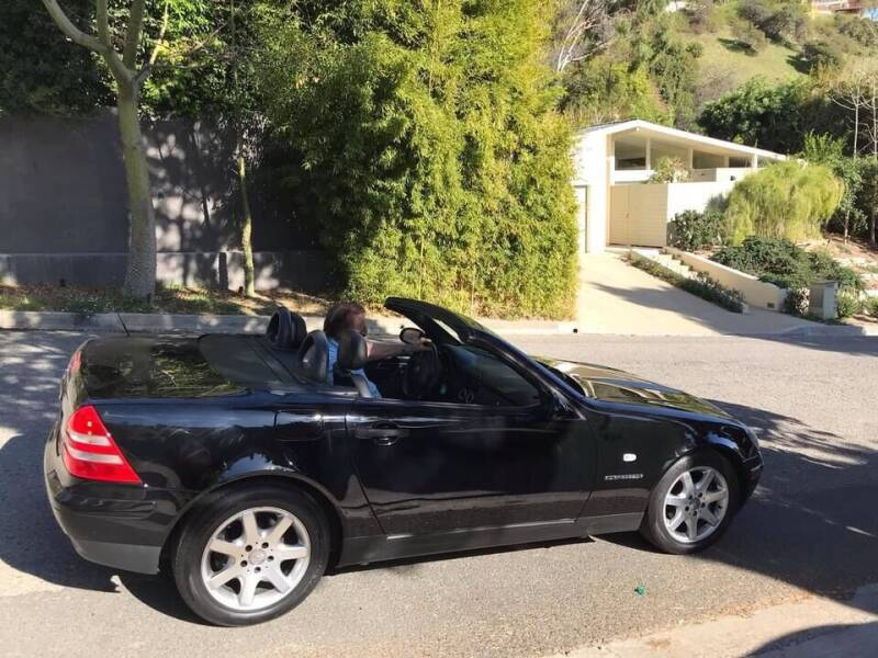2000 Mercedes-Benz SLK for sale at Frank Corrente Cadillac Corner in Hollywood CA