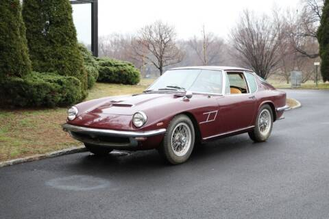 1965 Maserati Mistral for sale at Gullwing Motor Cars Inc in Astoria NY