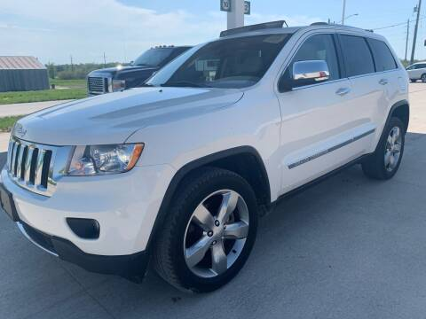 2012 Jeep Grand Cherokee for sale at Nice Cars in Pleasant Hill MO