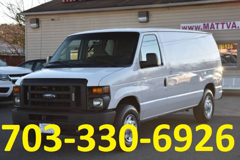 2012 Ford E-Series Cargo for sale at MANASSAS AUTO TRUCK in Manassas VA