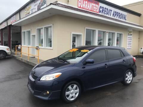 2009 Toyota Matrix for sale at Suarez Auto Sales in Port Huron MI