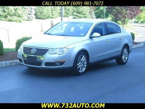 2008 Volkswagen Passat for sale at Absolute Auto Solutions in Hamilton NJ
