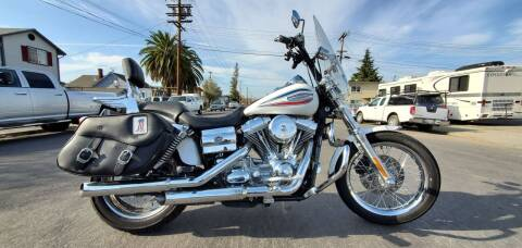 2006 Harley-Davidson F35 FXD Dyna   for sale at CA Lease Returns in Livermore CA