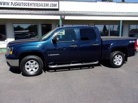2007 GMC Sierra 1500 for sale at PJ's Auto Center in Salem OR